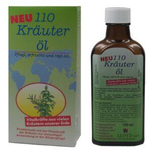 Olje 110 zelišč 100 ml