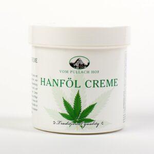 Konopljina krema Pullach – Hanfol creme 250 ml