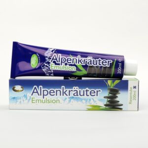 Alpska zeliščna emulzija 200 ml