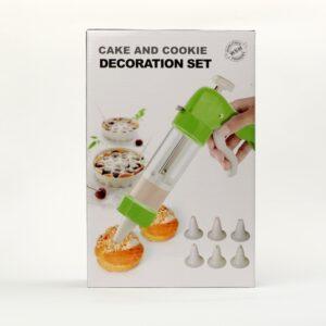 Multifunkcijska brizgalka za dekoriranje in kekse