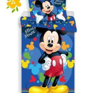 Posteljnina Mickey Mouse za fante