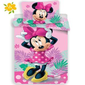 Posteljnina Mickey Mouse za deklice