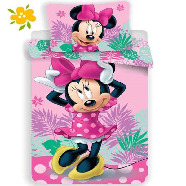 lposteljnina mickey mouse za deklice