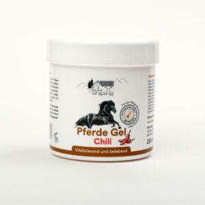 Pullach konjski gel s čilijem 250 ml