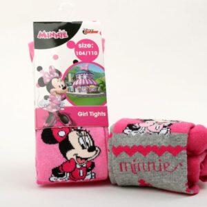 Dekliške tople nogavice Minnie Mouse